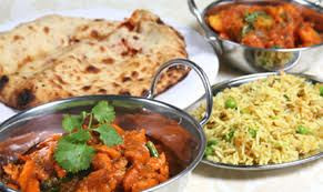 3 weeks of delicious Indian food??? Um, yes please.