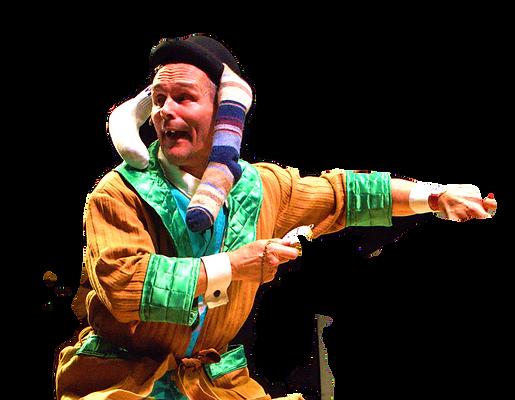 Unga Teatern / Kristian Thulesius / Herr Kanin / Alice i Underlandet