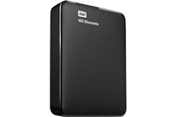WD ELEMENTS PORTABLE 1TB BK