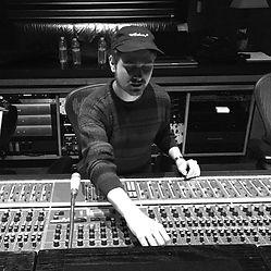 Harrison Long recording engineer