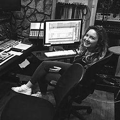 Hope Brush recording engineer