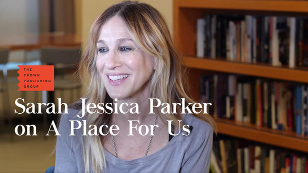 Sarah Jessica Parker shares what inspires her most in A Place for Us, the debut novel from Fatima Farheen Mirza.