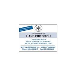 Sportzentrale Hans Friedrich