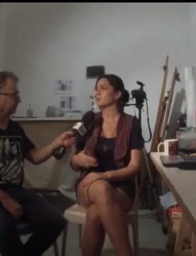 """29.03.2016 Estação Cultura TVE """"Diários de Criação, Joana Burd"""""""