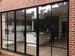 W40 thermally insulated steel doors