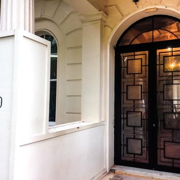 STEEL / BRONZE DOORS