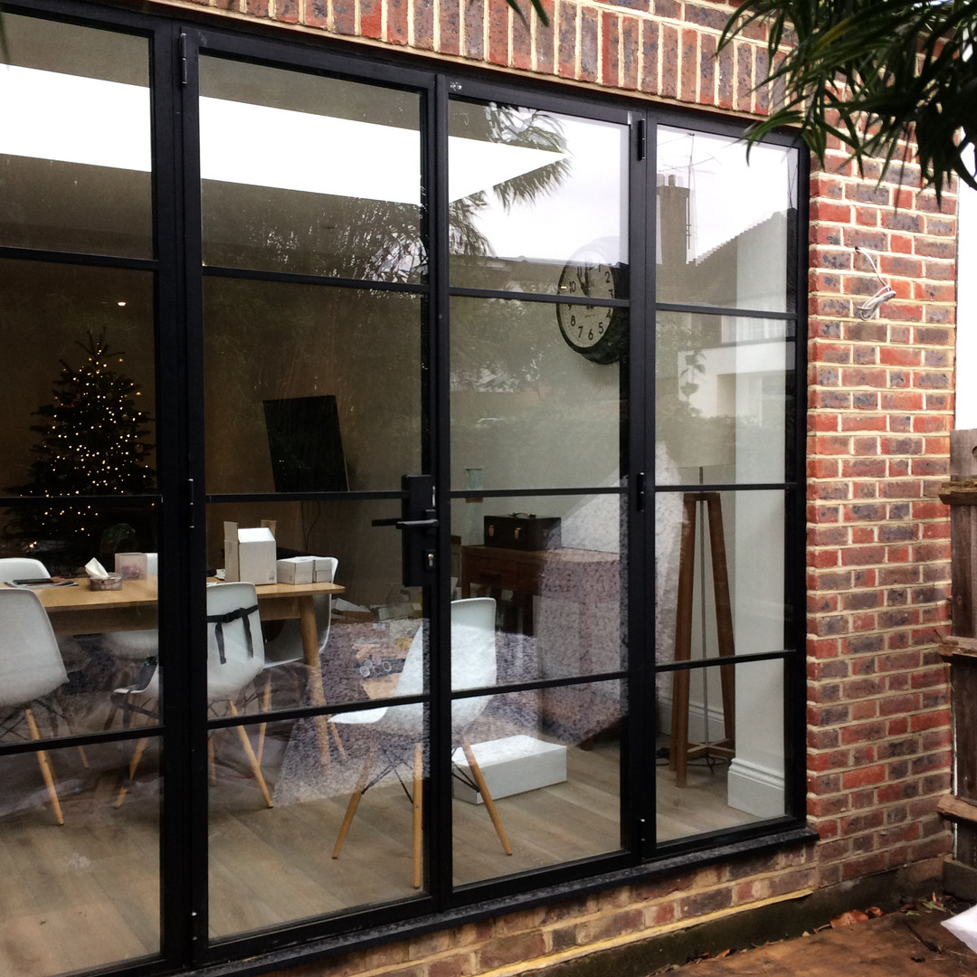 W40 THERMALLY INSULATED CRITTALL DOORS