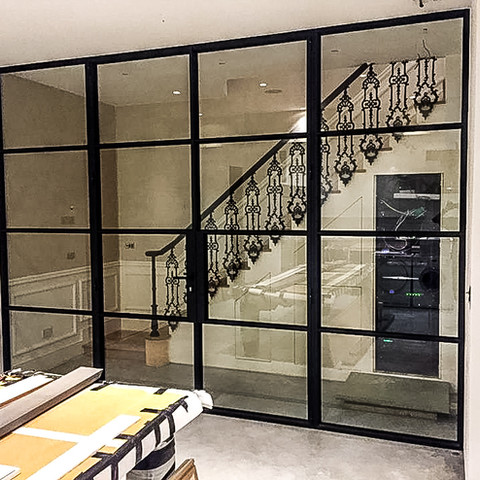 THERMALLY INSULATED STEEL DOORS