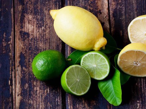 Citroenen en limoenen voor dagelijks gebruik!