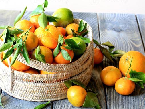 Wanneer at jij voor het laatst een sinaasappel of mandarijn?