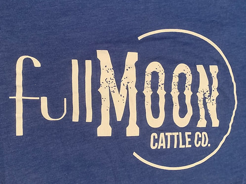 Full Moon Cattle Co. Blue