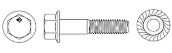 ISO 4162 (DIN 6921)