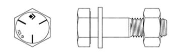 AS/NZS 1252 High Strength Steel Fastener