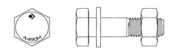 ASTM F3125 High Strength Structural Bolts