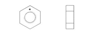 DIN EN ISO 4036 (DIN 439, Part 1)
