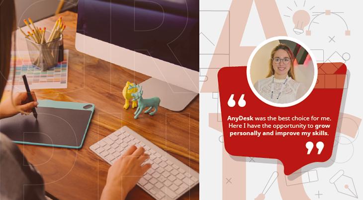 Employee Spotlight: Maria Franchi, Graphic Designer