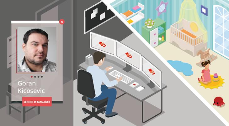 Employee Spotlight: Goran Kicosevic, Senior IT Manager