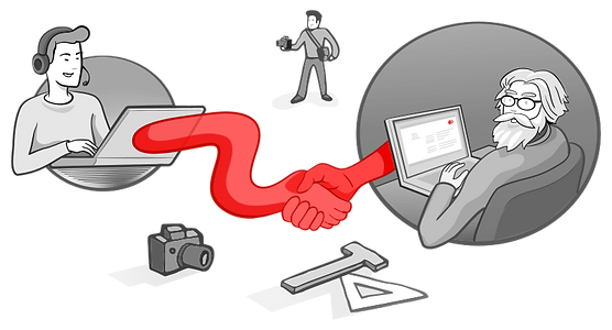 devices-shaking-hands-remote-connection-