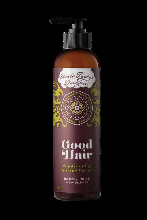 Good Hair Conditioning Styling Cream 8oz