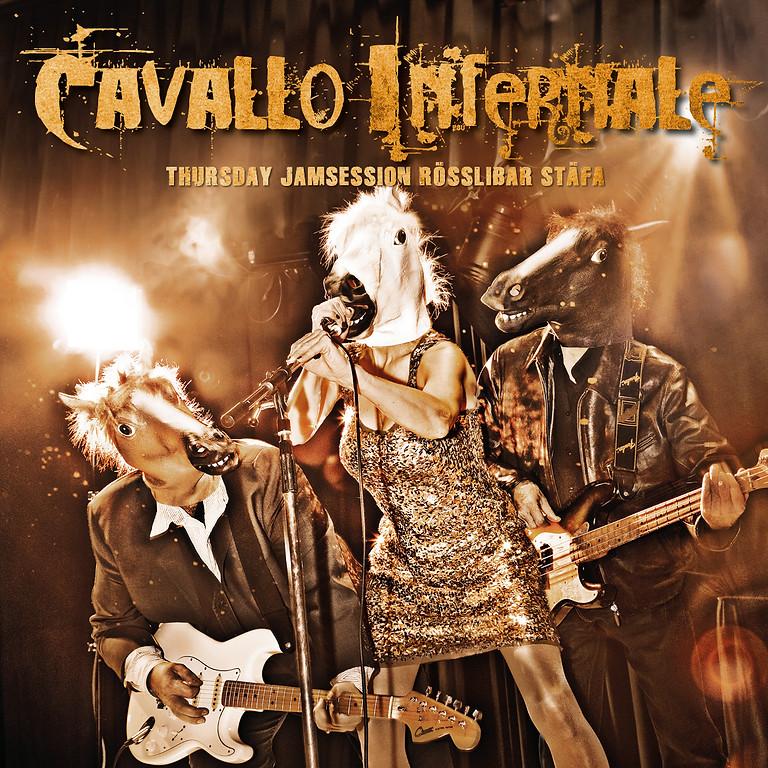 CAVALLO INFERNALE