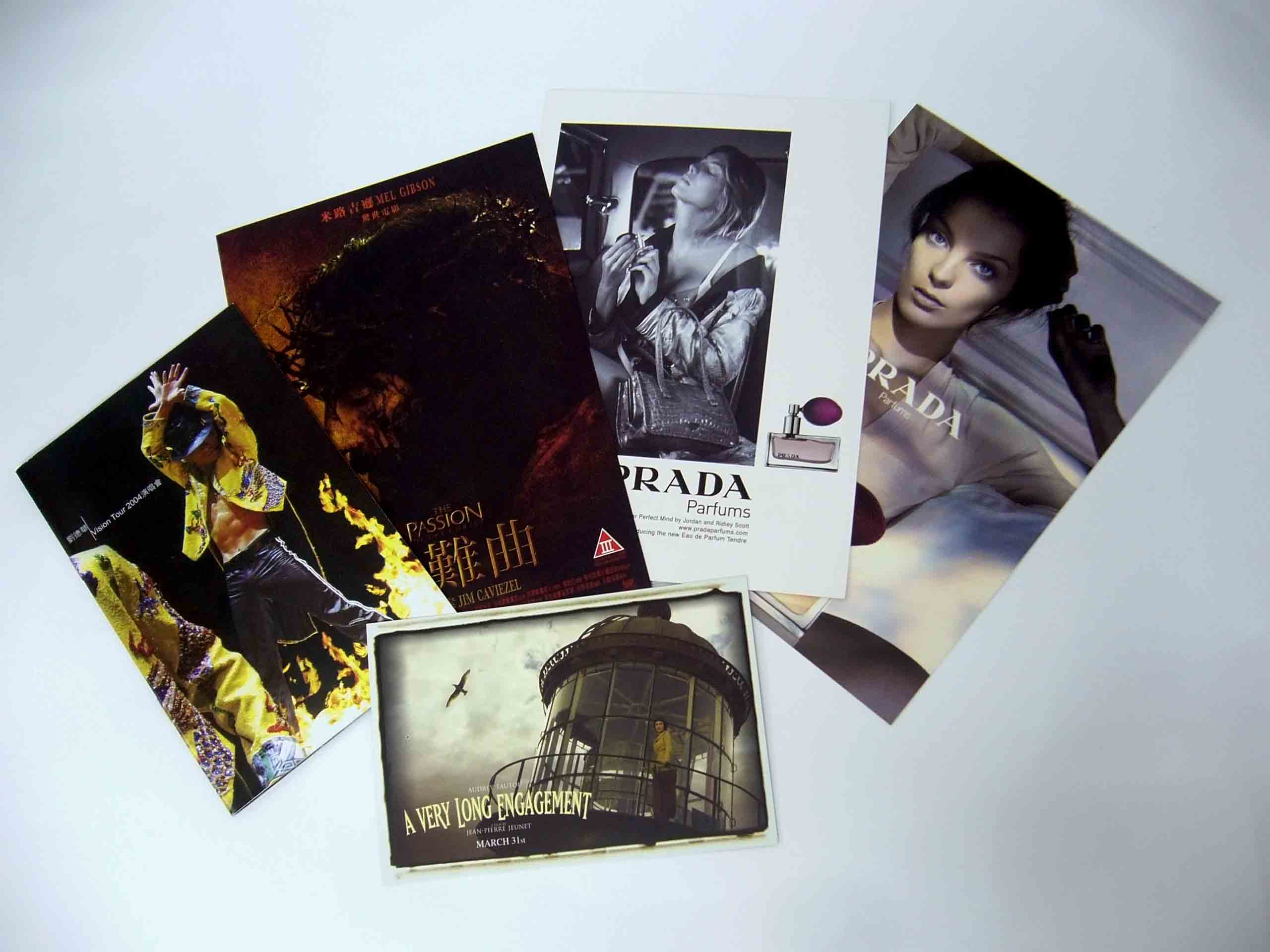Leaflets / Cards