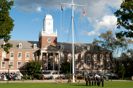 'Cut' in Line for USCGA Admissions