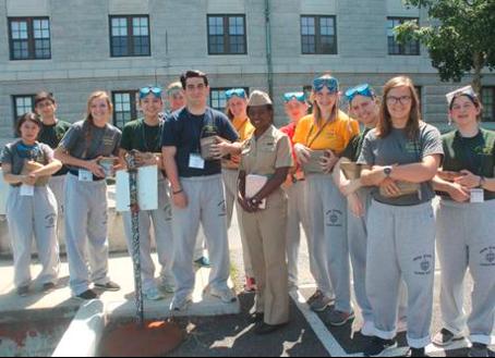 Summer Seminars: USMA, USNA, USAFA & USCGA
