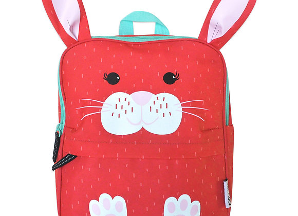 Everyday Square Backpack - Bunny