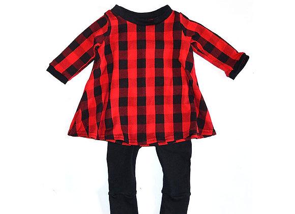 Buffalo Plaid Outfit