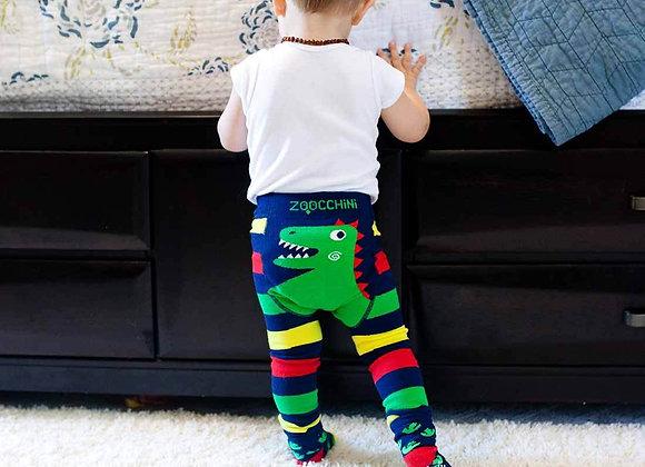 Grip Crawler Legging & Sock Set - Devin the Dinosaur