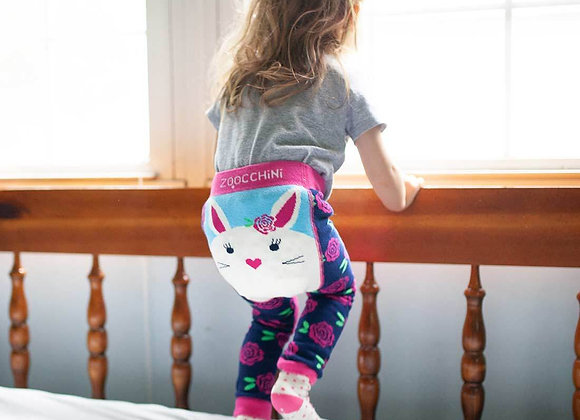 Grip Crawler Legging & Sock Set - Beatrice the Bunny