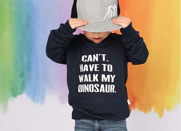 Portage & Main - Walk my Dino Pullover