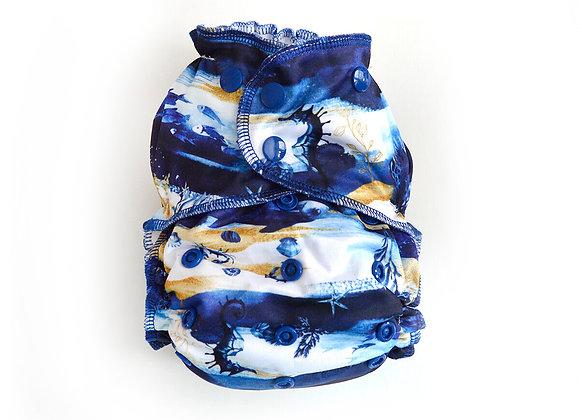 Easy Peasies One Size Pocket Diaper ($2 Lettermail Eligigble)