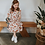 Thumbnail: Daphne Dress Peonies - Little & Lively
