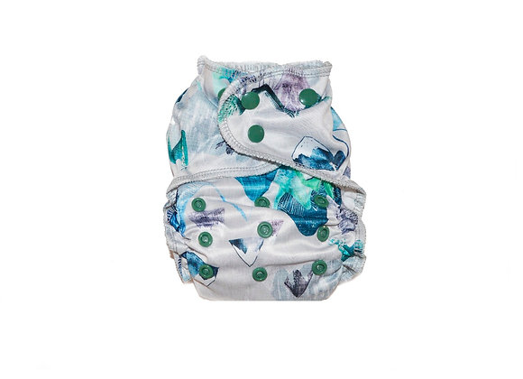 Easy Peasies One Size Pocket Diaper ($2 Lettermail Eligigble)