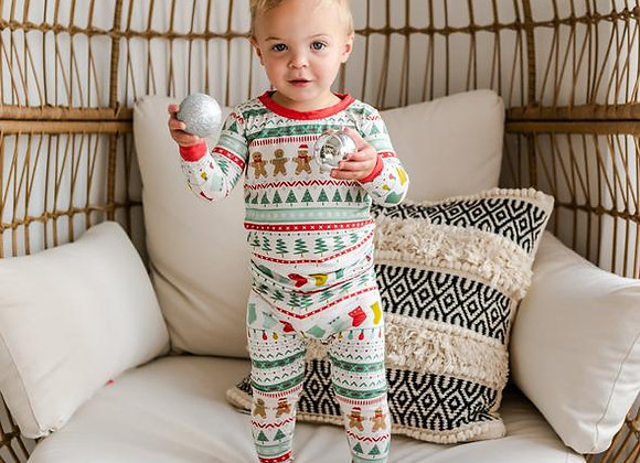 Fair Isle 2pc Set