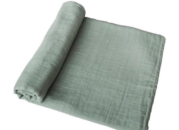 Muslin Swaddle Receiving Blanket