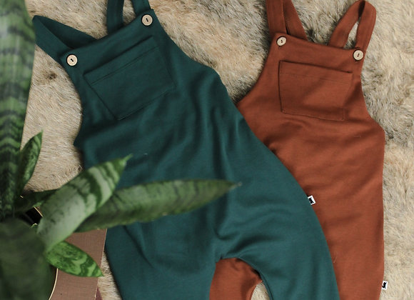 Little & Lively Overalls