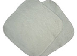 6pk Applecheeks Bamboo Plush Wipes