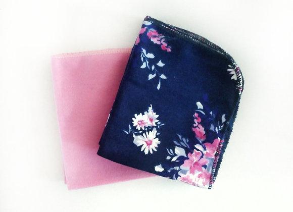 Cotton Flannel Wipes 8pk