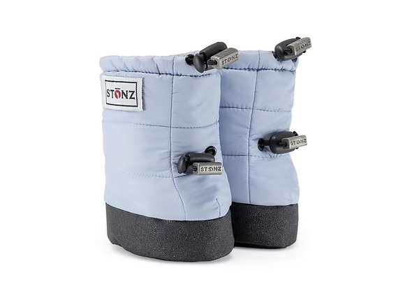 Stonz Puffer Booties - Small 0-9mos