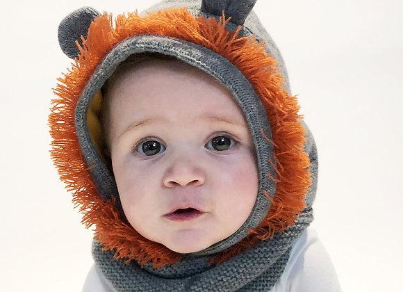 Toddler Balaclava - Leo the Lion