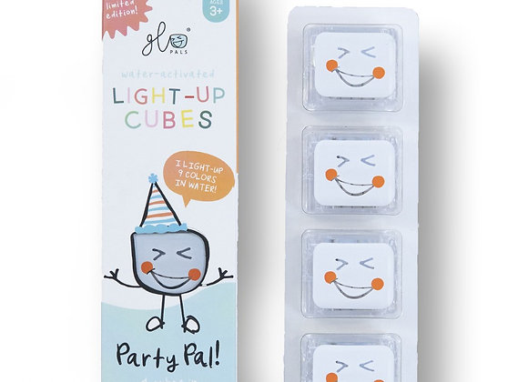 Glow Pals Special Edition Party Pal - 4pk of Cubes