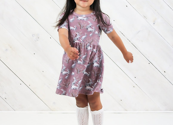 Little & Lively Cottontail Dress