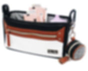 Coffee and Cream Stroller Caddy1.jpg