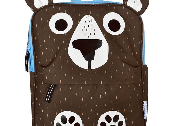 Everyday Square Backpack - Bear