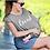 Thumbnail: Loved T-Shirt Nursing Cover
