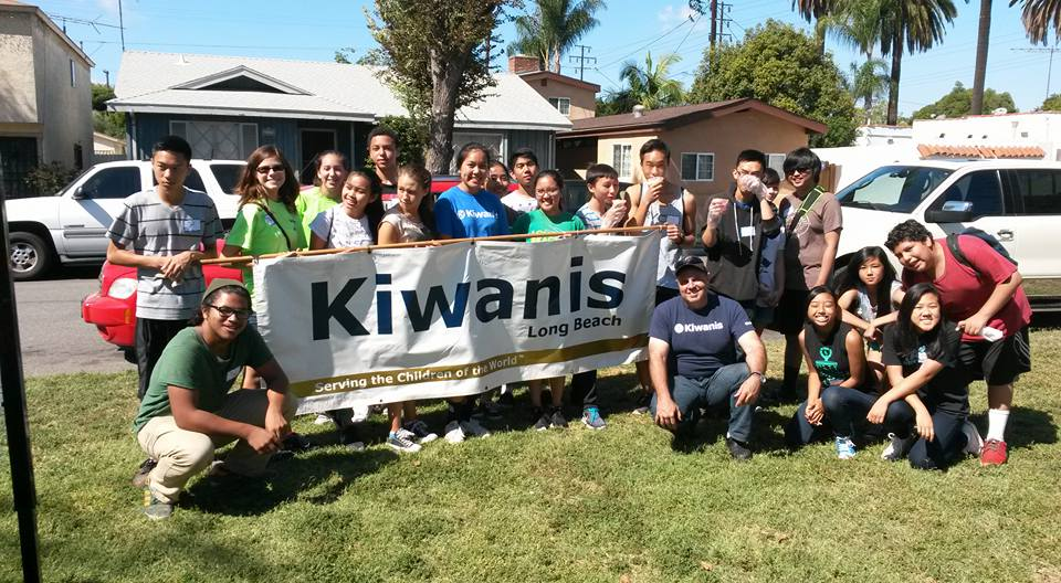 Kiwanis Key Club Tree Planting