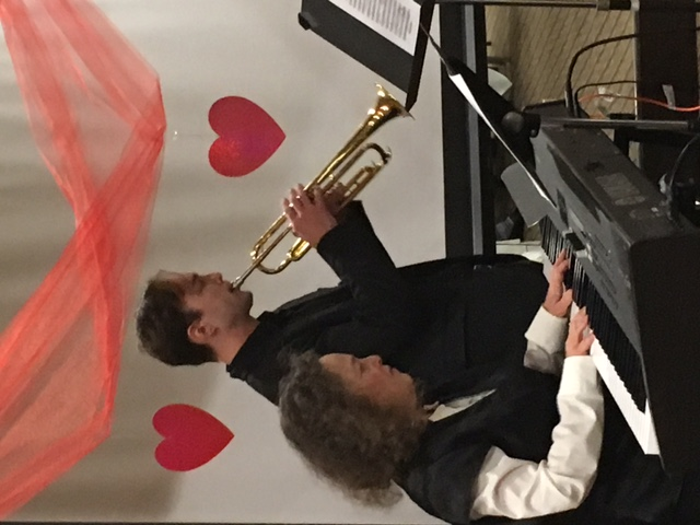 Trumpet & keyboards