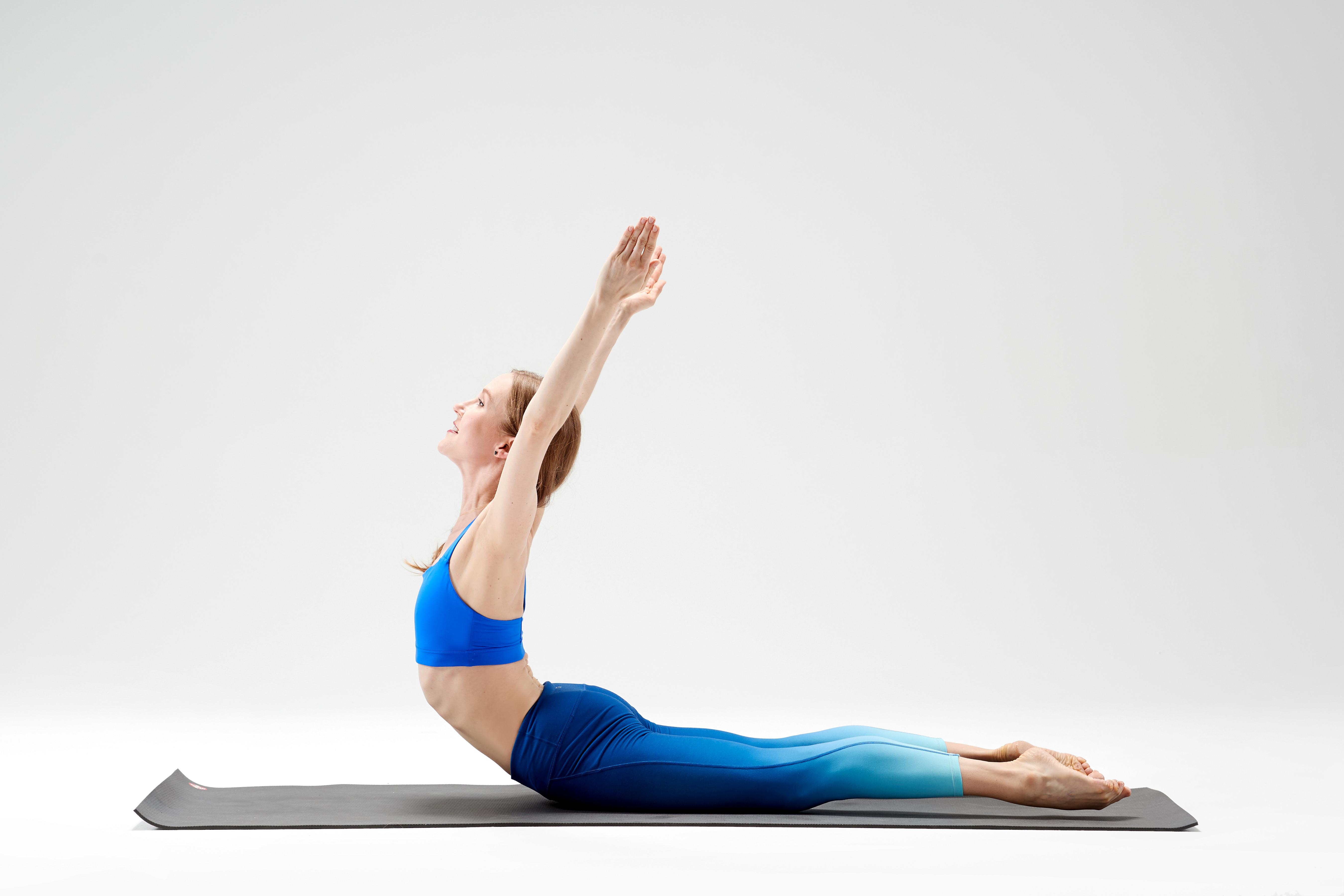 Open Pilates Mat Class